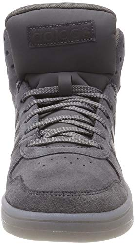 grey Mid De Fitness F17 0 Homme Three Adidas Chaussures F17 grey 2 Gris Hoops Five SfTRA1