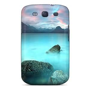 New Premium Flip Case Cover 137 Skin Case For Galaxy S3