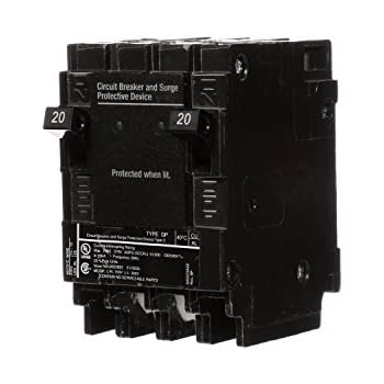 Siemens Qsa2020spd Whole House Surge Protection With Two
