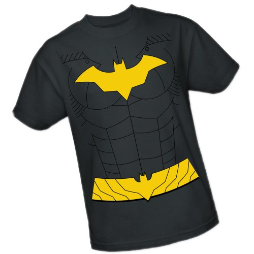Batman - New Batgirl Costume (slim fit) T-Shirt Size XL