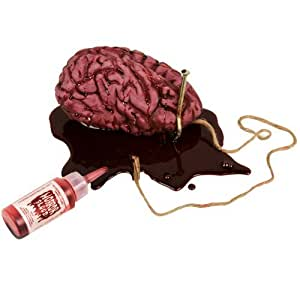 Simulated Body Parts - Brain Halloween Prop