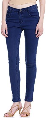 Broadstar Women Denim Carbonblue Jeans-34