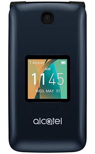 (Alcatel Cingular Flip 2 4G LTE FlipPhone Bluetooth WIFI MP3 Camera Good for Elderly - GSM)