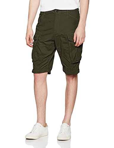 6059 34 Fabricant Vert Blue star taille dk Blue 34 Bleu Green Shorts hudson G Raw Bronze Homme Rovic imperial OfU7wq
