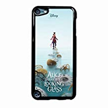 Alice Through The Looking Glass Mad Hatter Poster Case / Color Black Plastic / Device iPod Touch 6