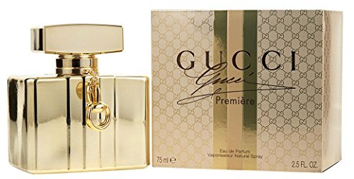 Guccî Premiere Eau de Parfum Spray for woman. EDP 2.5 fl oz, 75 ml