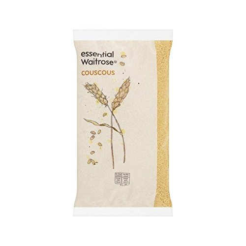 Couscous essential Waitrose 1kg - Pack of 4 by WAITROSE