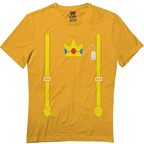 wintertee Yellow Princess Suspenders Halloween Cute Matching Team
