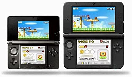 Amazon com: Nintendo 3DS XL - Red/Black: Video Games