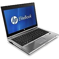 HP EliteBook 2560p Intel i5-2520M 2.50Ghz 4GB RAM 250GB HDD Win 10 Pro Webcam (Certified Refurbished)