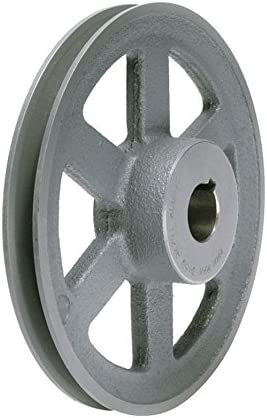 4.25 X 1//2 Single Groove Fixed BoreA Pulley AK44X1//2 Pulley