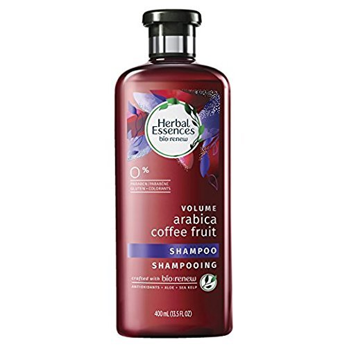 Fruit Herbal - Herbal Essences Biorenew Volume Arabic Coffee Fruit Shampoo, 13.5 fl oz (Pack of 2)