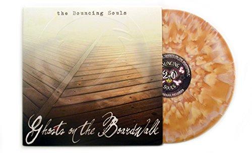 Bouncing Souls, The - Ghosts On The Boardwalk [LP] (Gold/Bone Splatter Vinyl, limited to 250!!) ()