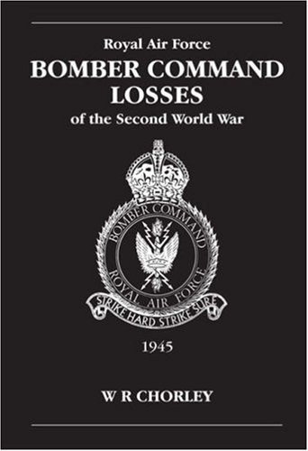 RAF Bomber Command Losses of the Second World War, 1945