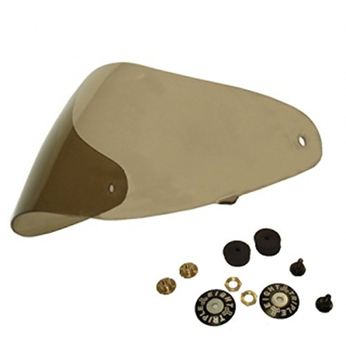 Triple Eight 1419 Racer 2.0 Replacement Visor, Brown ()