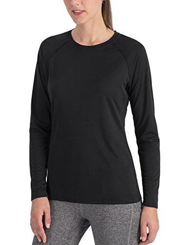 Naviskinレディース スポーツシャツ 長袖 アンダーウェア インナーシャツ uvカット 吸汗速乾 コンプレッションウェア アウトドアウェア ランニング ゴルフ ウェア 登山 オールシーズン