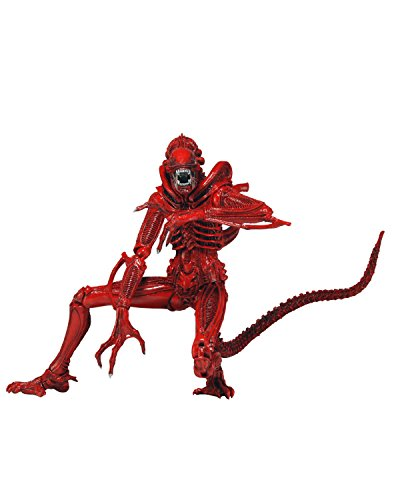 "NECA Aliens 7"" Scale Action Figure Series 5 Genocide Alien Red Action Figure"