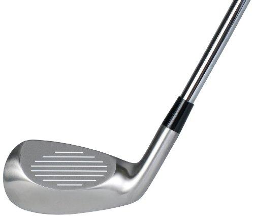 Tour Striker Men's Pro 7 Iron Golf Club (Right Handed, Stiff, Graphite Shaft), Outdoor Stuffs