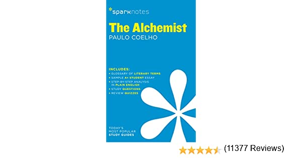 com the alchemist sparknotes literature guide  com the alchemist sparknotes literature guide sparknotes literature guide series ebook sparknotes paulo coelho kindle store