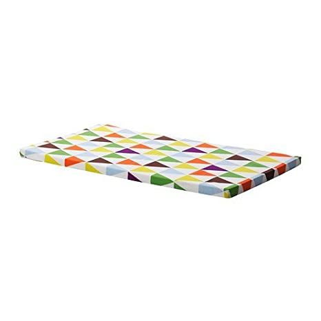 IKEA VISSLA - cojín Banco - 90x49x3 cm: Amazon.es: Hogar