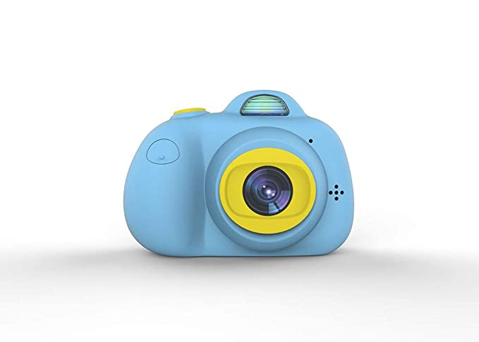 ALOOVOO Dibujos Animados Infantiles cámara Digital pequeña SLR ...