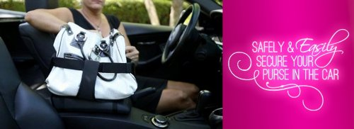 Amazon Com Pursestringz Fully Adjustable Purse Holder For Car