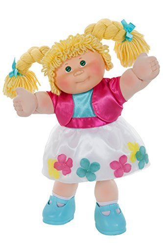 Cabbage Patch Kids Classic 16 inch Doll with Flower Petal Dr