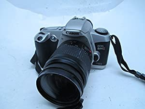 Canon EOS Rebel G QD 35mm SLR Film Camera with Canon Zoom Lens EF 38-80mm 1:3.5-5.6