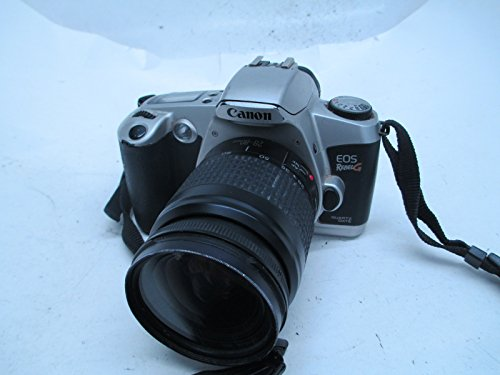 - Canon EOS Rebel G QD 35mm SLR Film Camera with Canon Zoom Lens EF 38-80mm 1:3.5-5.6