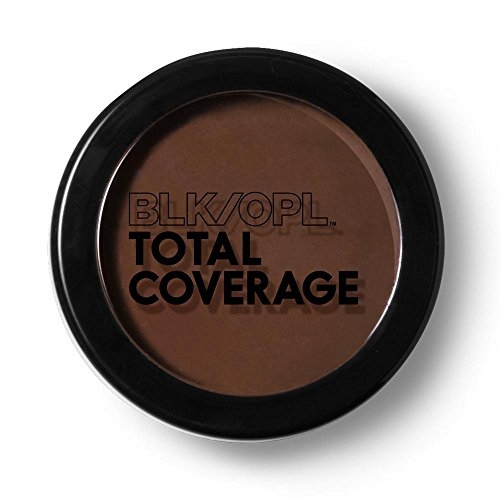 Black Opal 0.4 Ounces Total Coverage Concealing Foundation Carob (Best Concealer For African American Skin)