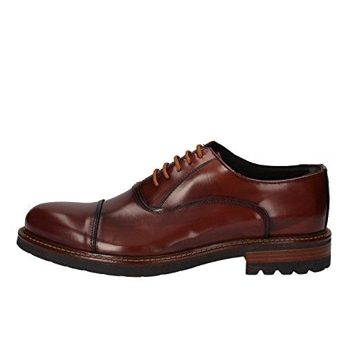 à de Chaussures Clair Ville Lacets Marron Homme Pour Reporter zOqtFHwWF