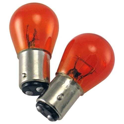 CandlePower Replacement Light Bulbs - Dual Filament Red SAE 1157NA 1157RED