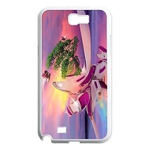 Samsung Galaxy Note 2 N7100 Creative Phone Back Case Customized Art Print Design Hard Shell Protection FG030323