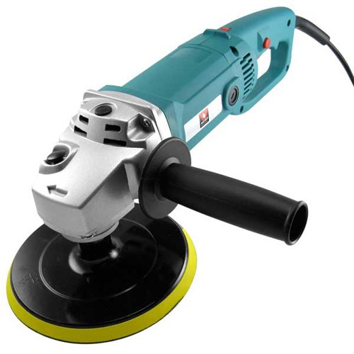 7'' Car, Truck and Boat Polisher - Buffer - 1.75 HP