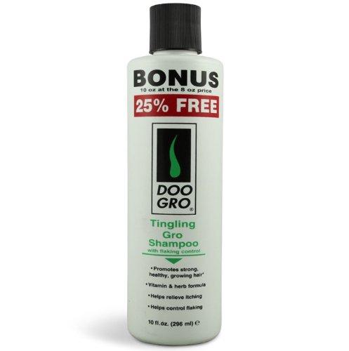 Doo Gro Tingling Growth Shampoo, 8 Ounce (Gro Do Shampoo)