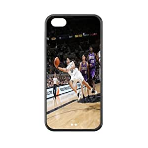 All Star Tony Parker plastic hard case skin cover for iPhone 5s for you AB630203