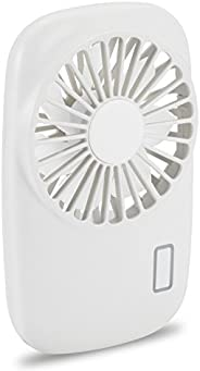 Aluan Handheld Fan Rechargeable Battery Operated 3 Speed Adjustable Powerful Portable Fan with Stand