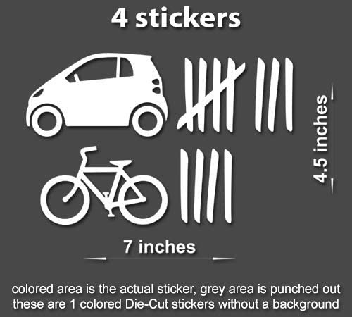 Funny 4X4 Stickers Decals 4x4 JEEP OFF Road