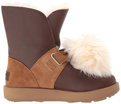 UGG Women's Isley Waterproof Winter Boot Chestnut free shipping 2015 footlocker finishline sale online wiki online xaq95kz