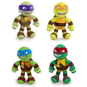 Peluche Tortugas Ninja Surtido en varios personajes (28cm ...