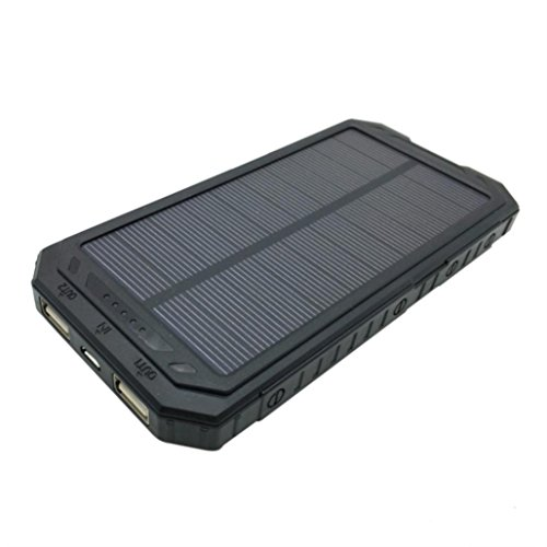 Solar Battery Charger Review - 9