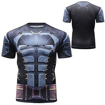 Camiseta De Compresión Impresora 3D Spider Hero Logo Hombre ...