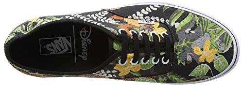 Jungle the Vans Disney Book Authentic Black qEEC6rtxw
