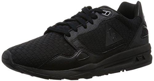 Le Coq Sportif LCS R900 Woven, Men's Trainers Black (Black/Black)
