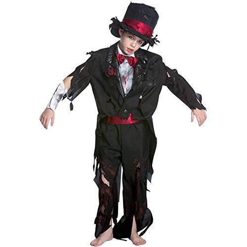 - Prom Zombie Guy - Teen Standard Costume