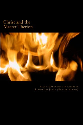 Read Online Christ and the Master Therion ebook