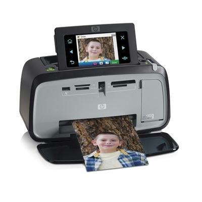 HP Photosmart A636 Compact Photo Printer by Hewlett Packard