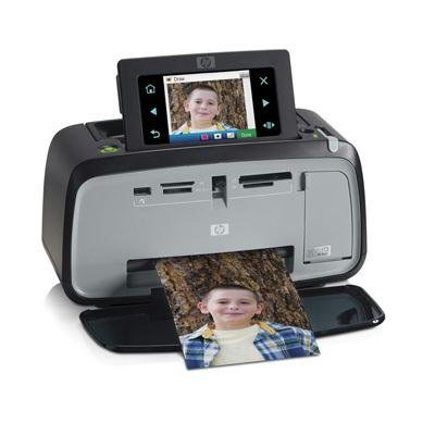 HP Photosmart A636 Compact Photo Printer by HP