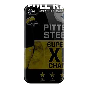 Premium [RmB1397OFMb]pittsburgh Steelers Cases For Case HTC One M8 Cover- Eco-friendly Packaging