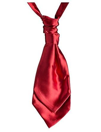 Paisley of London Niño y Hombre Cinta Corbata - Rojo - Rosso, Rojo ...